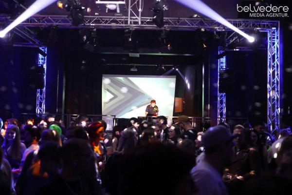 2000er Party im Jugendclubhaus
