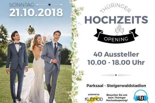 2. Thüringer Hochzeitsopening