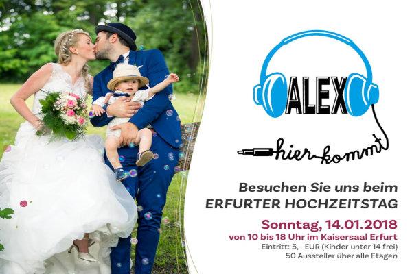 24. Erfurter Hochzeitstag 2018
