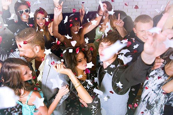 Party-DJ für Geburtstagsfeiern