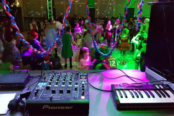 Kinderfasching im Jugendclubhaus